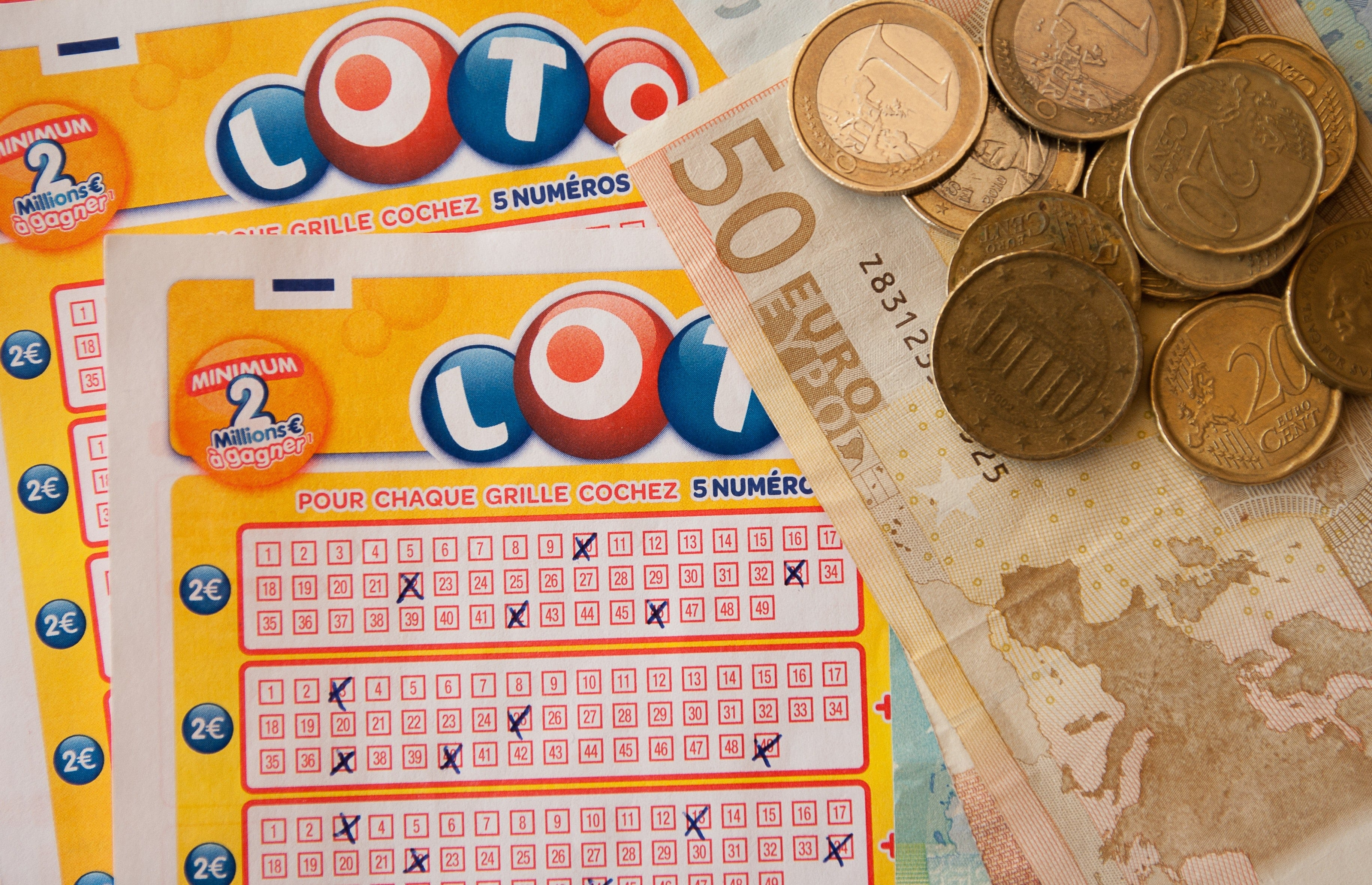 play lotto and win