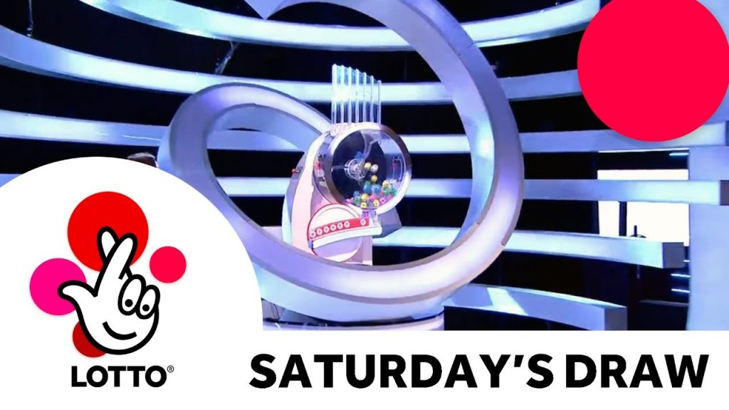 National lottery Saturday