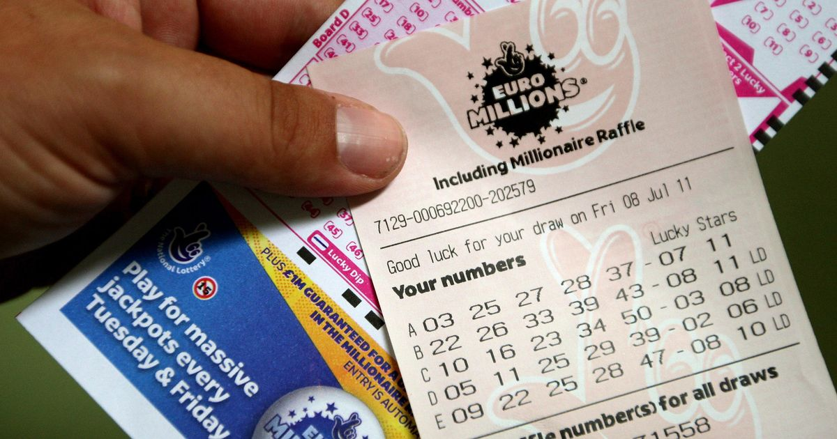 THE EUROMILLIONS- AN INTERNATIONAL LOTTERY!