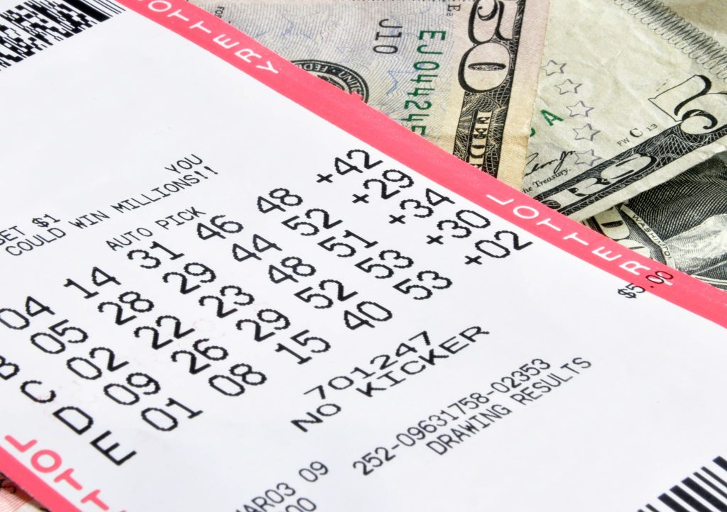 lottery money - Euromillions lotto
