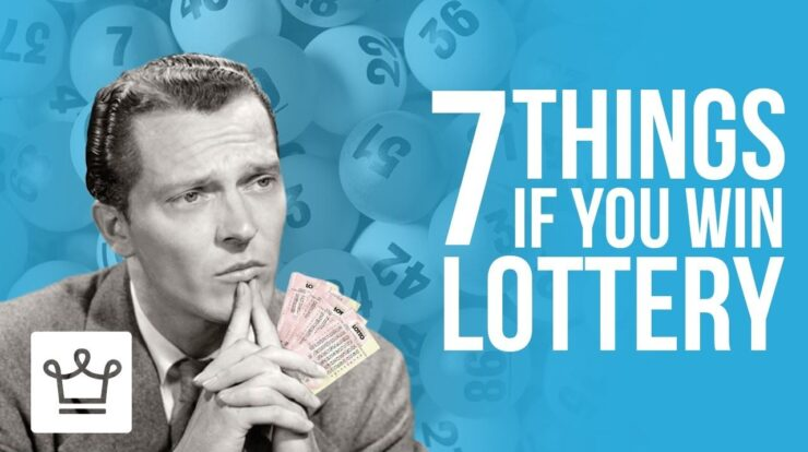 7 Things you should do when you win a lottery!! - Lotto Blog