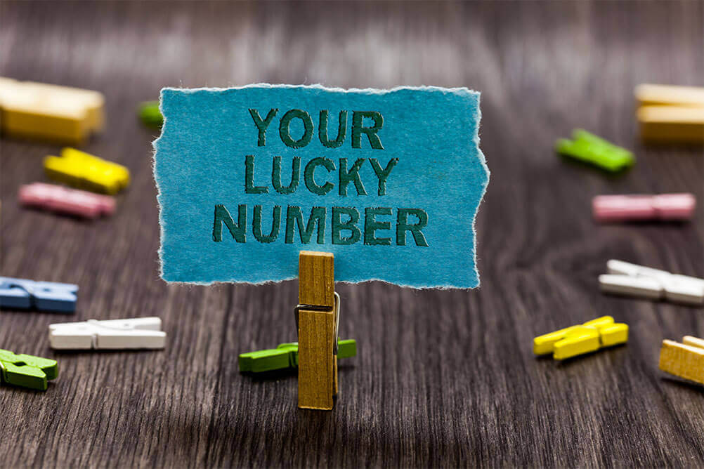 Lotto Lucky Number