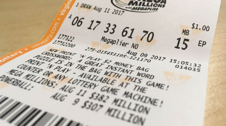 MegaMillions Draw Numbers