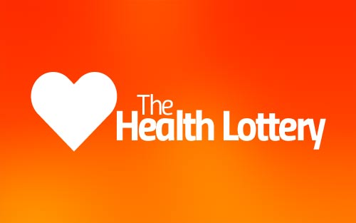 The Healthy Lottery free ticket