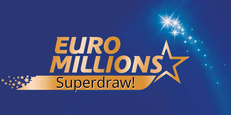 Everything You Need to Know about the Euromillion Superdraw