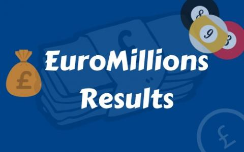 Euromillions-results