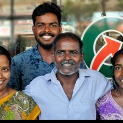 Kerala Men win a lottery - Lottery in India