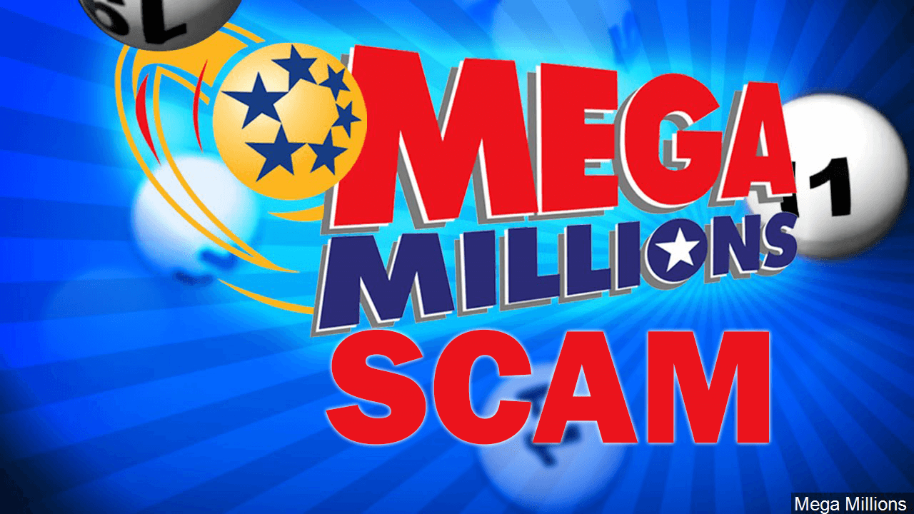 How to prevent yourself from the New Mega millions scam?