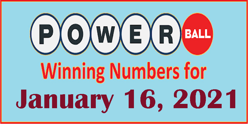 PowerBall Winning Numbers for December 16, 2021