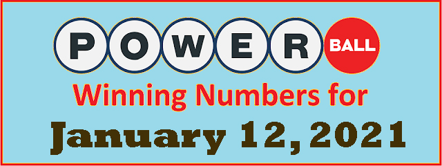Powerball Winning Numbers for December 23, 2020