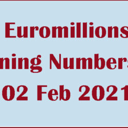 Euromillions Winning Numbers - Lotto Blog