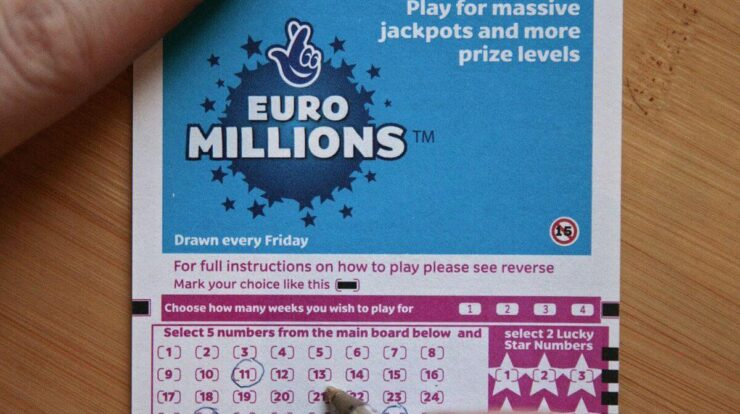 Euromillions Results Today