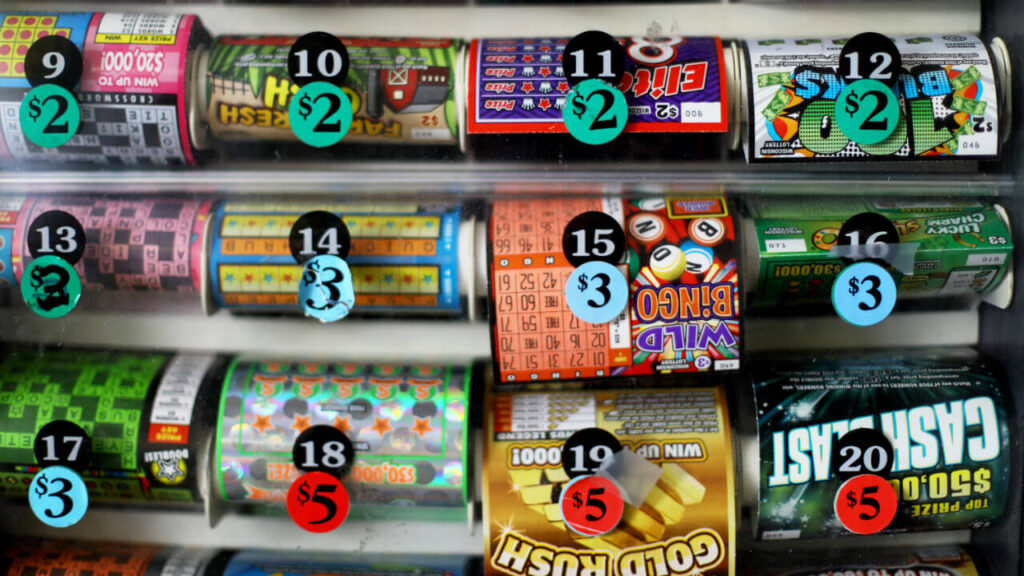 Lottery Tickets wisconsin supercash lottery