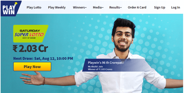 Playwin-lottery-in-India