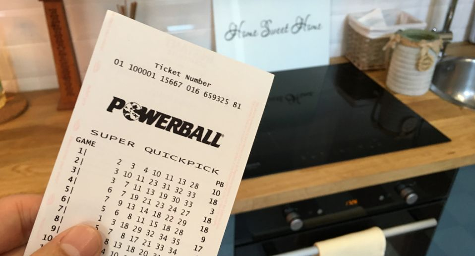 The Mackay man took the full $50 million Powerball prize and planned to share it with his family.