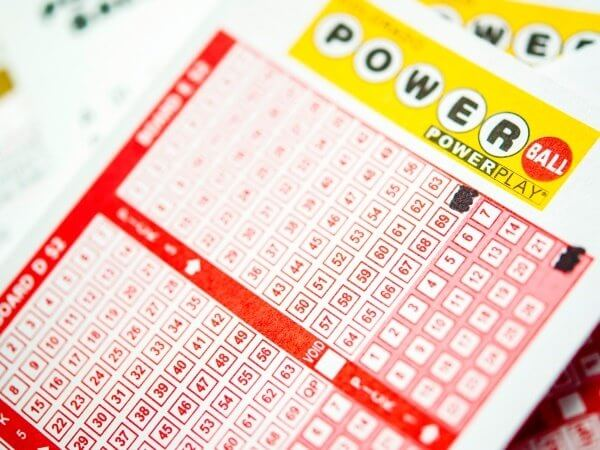 Powerball lottery results