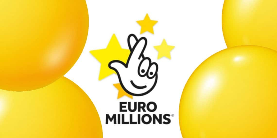 £180M Euromillions Jackpot is up for grabs followed by £13M bumper week