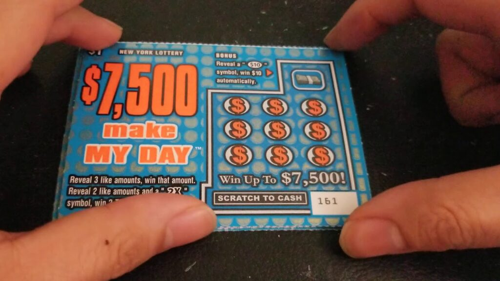 How to play New York Lotto