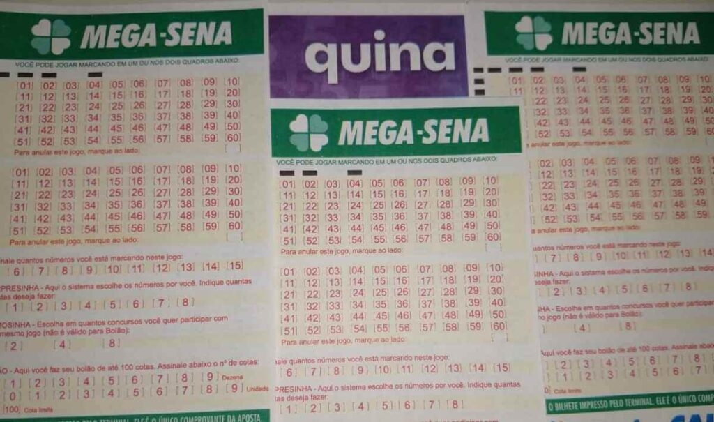 Play Mega Sena Lottery