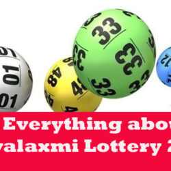 Learn everything about the Bhagyalaxmi Lottery 2021