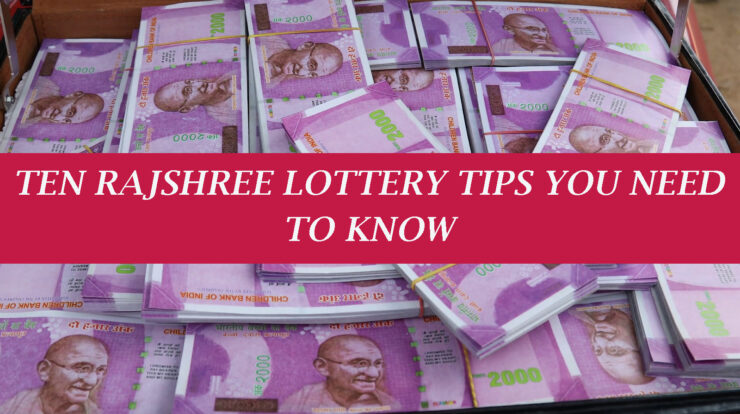 Rajshree Lottery in India