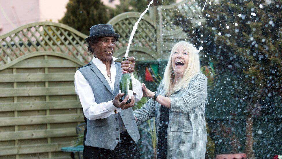 Covid Nurse aims to buy Caribbean home for retirement after lottery win