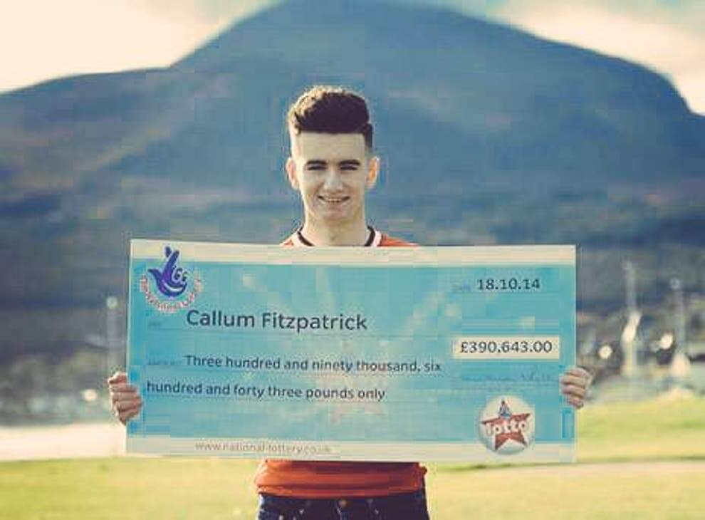 Britain Youngest Player Dies After Winning £390,000 Prize in National Lottery