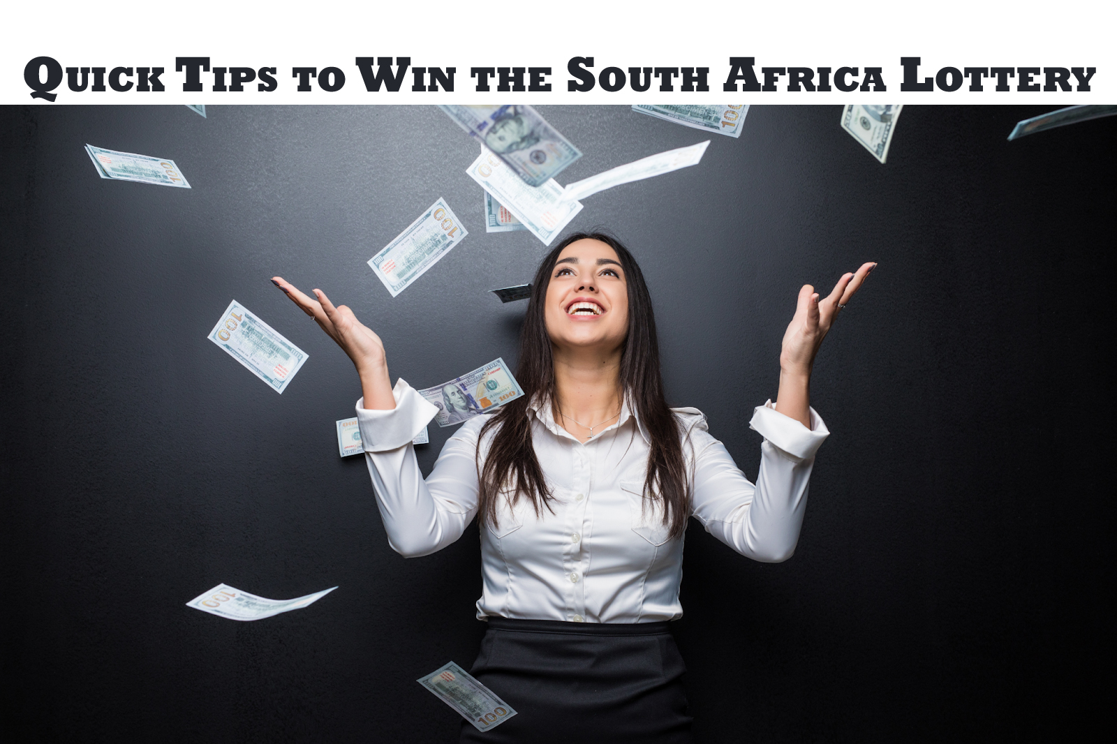 Quick Tips & Tricks How to win South Africa Lottery