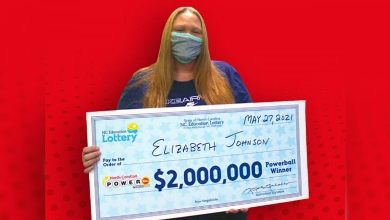 Woman Accidentally Wins $2 Million After Buying Wrong Lottery Tickets