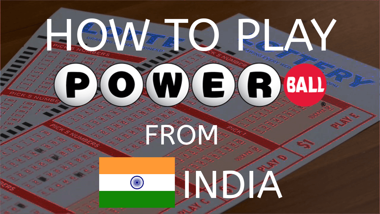 How To Play Powerball Lottery Online in India?
